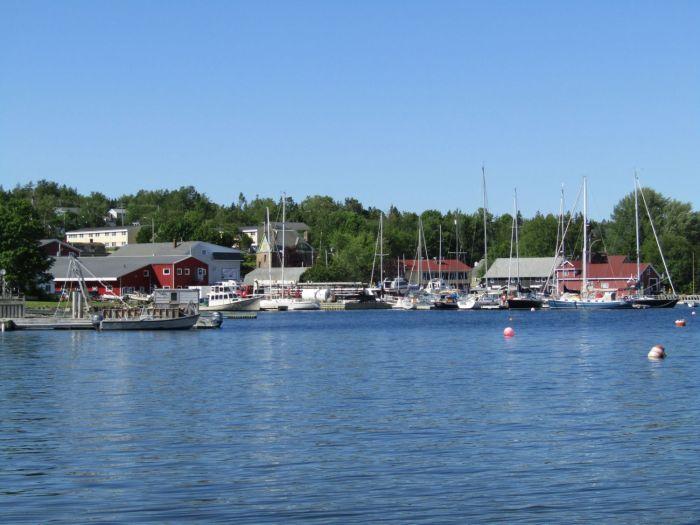 Baddeck-boats